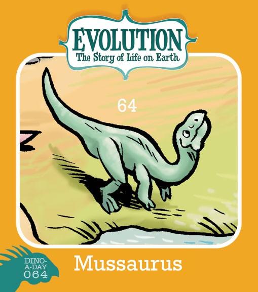 print mussaurus