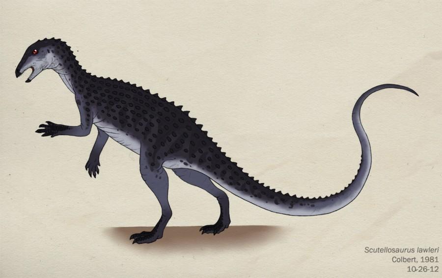 Scutellosaurus