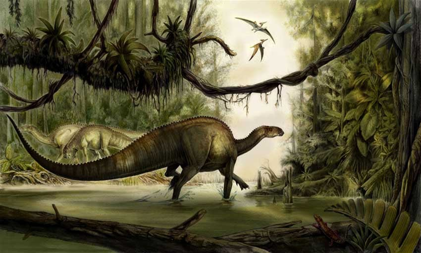 Tenontosaurus Pictures Amp Facts The Dinosaur Database