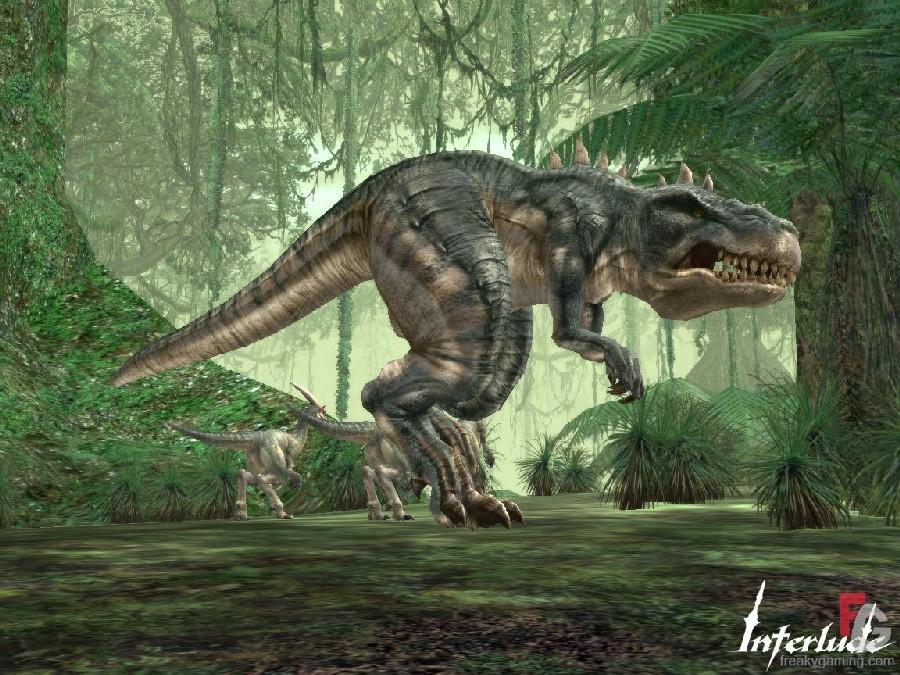 Tyrannosaurus Pictures Facts