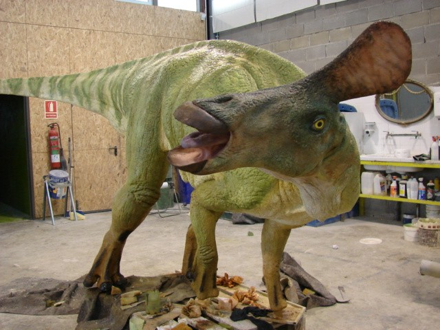Pararhabdodon Pictures Amp Facts The Dinosaur Database