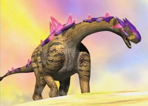 Dinosaur king mapusaurus card