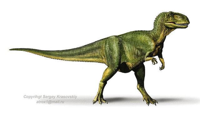 Dryptosauroides