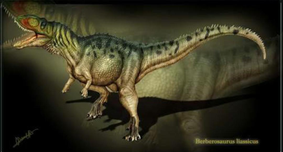Berberosaurus