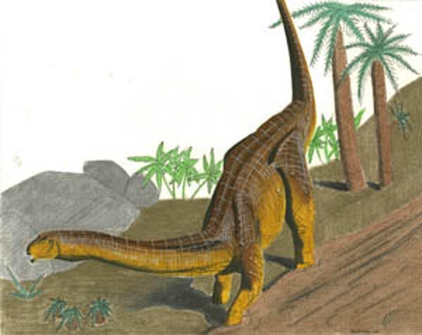 Epachthosaurus