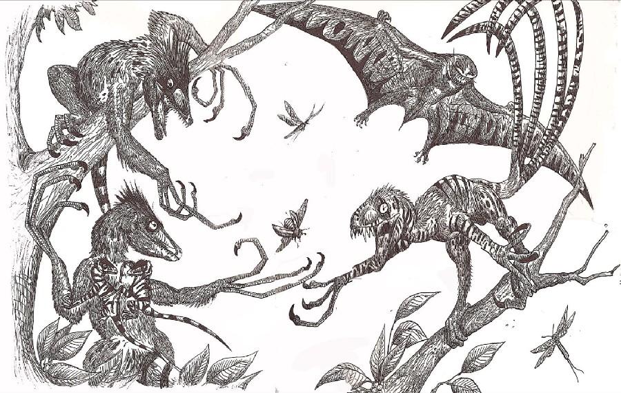 Epidendrosaurus