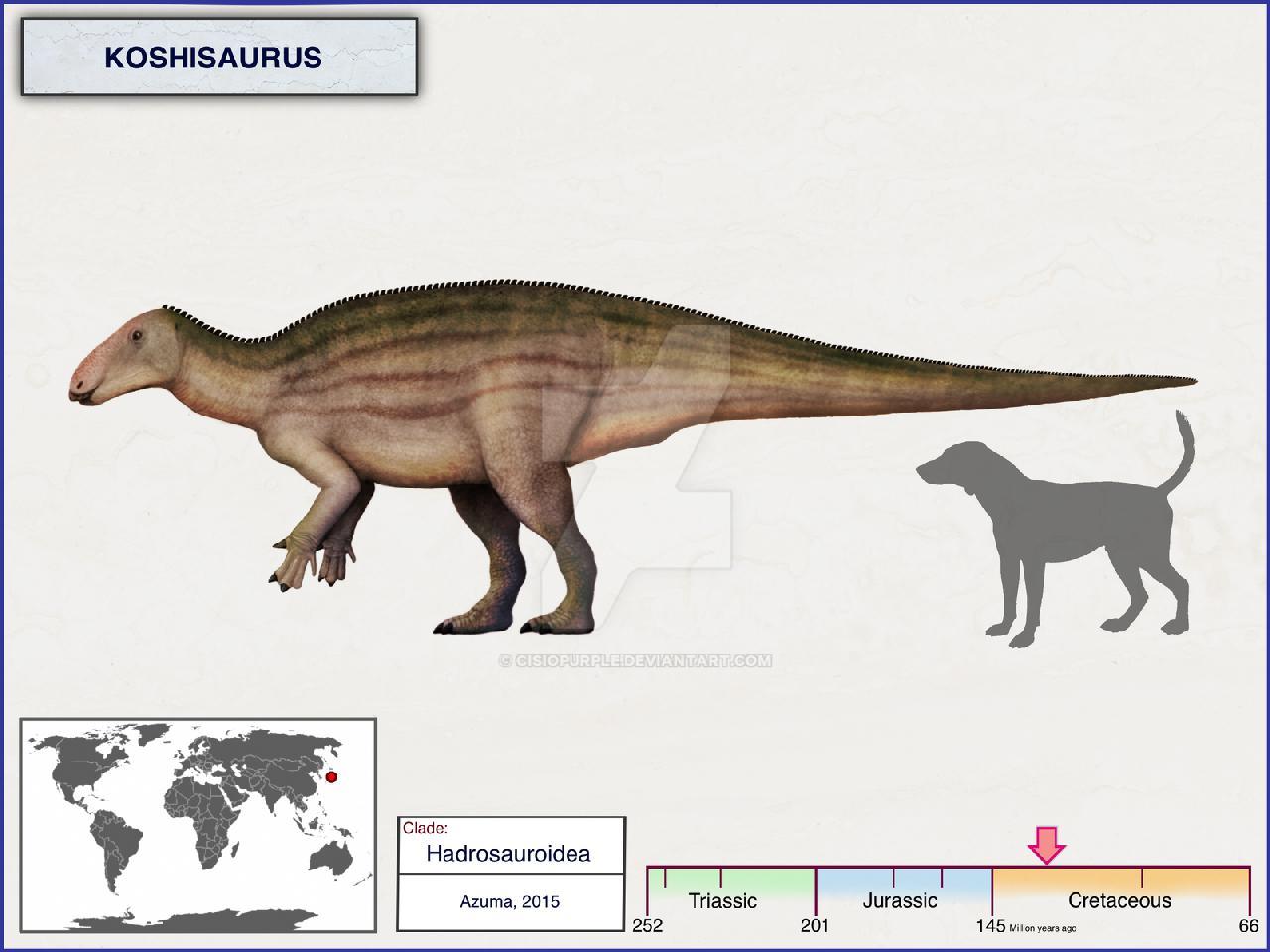 Koshisaurus