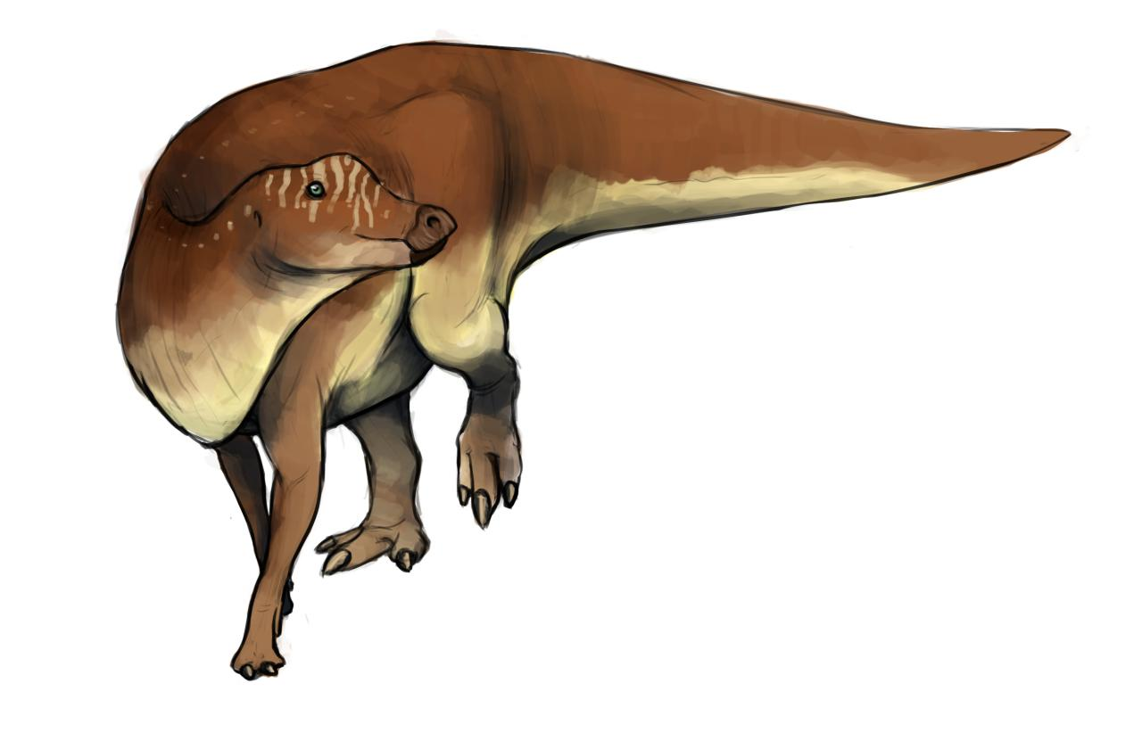 Microhadrosaurus