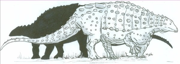 Source : ashere.deviantart.com/art/Nodosaurus-57305290