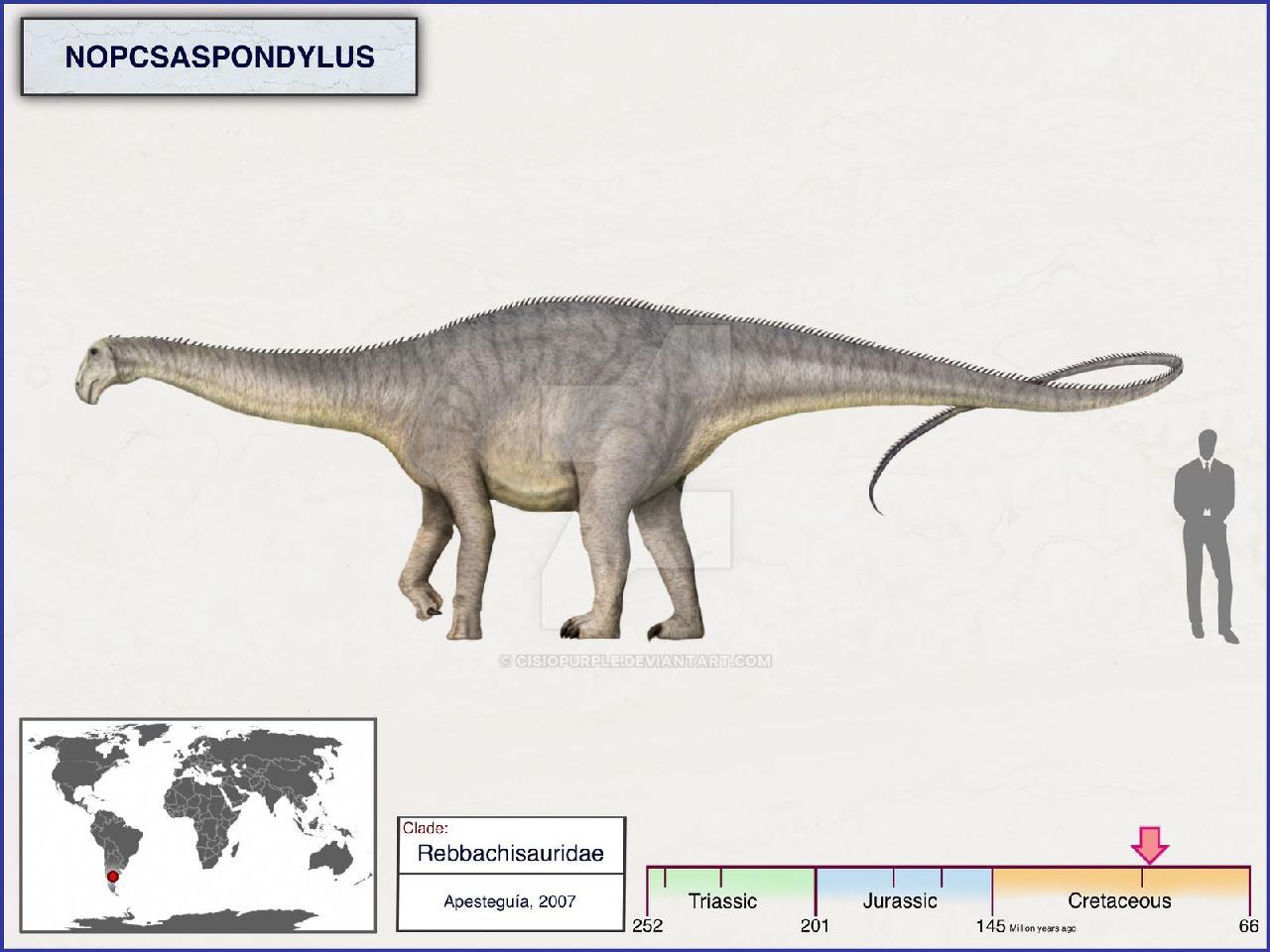 Nopcsaspondylus