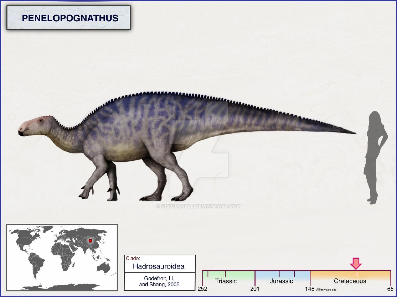 Penelopognathus