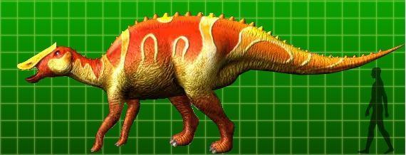 dinosaur king shantungosaurus - photo #29