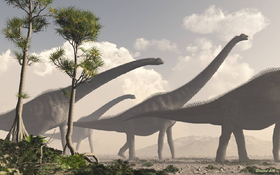 Sauroposeidon Pictures & Facts - The Dinosaur Database