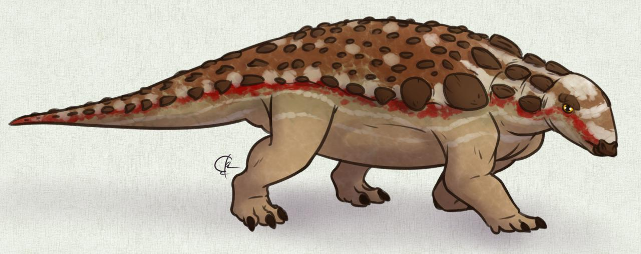 Stegosaurides