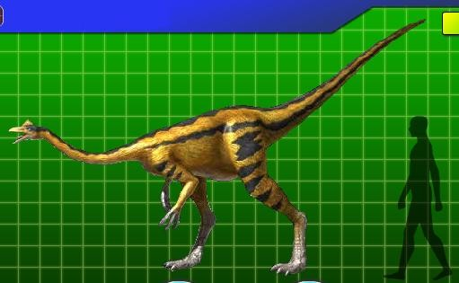 Struthiomimus Pictures & Facts - The Dinosaur Database
