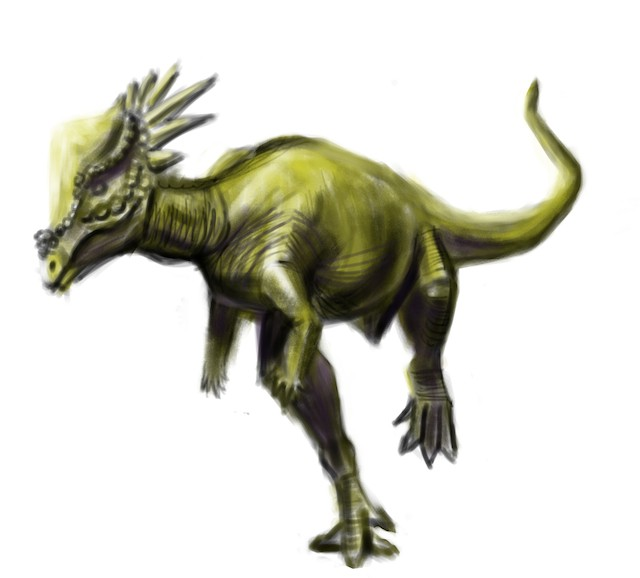 Stygimoloch Pictures   Facts - The Dinosaur Database 9fd1a47d3