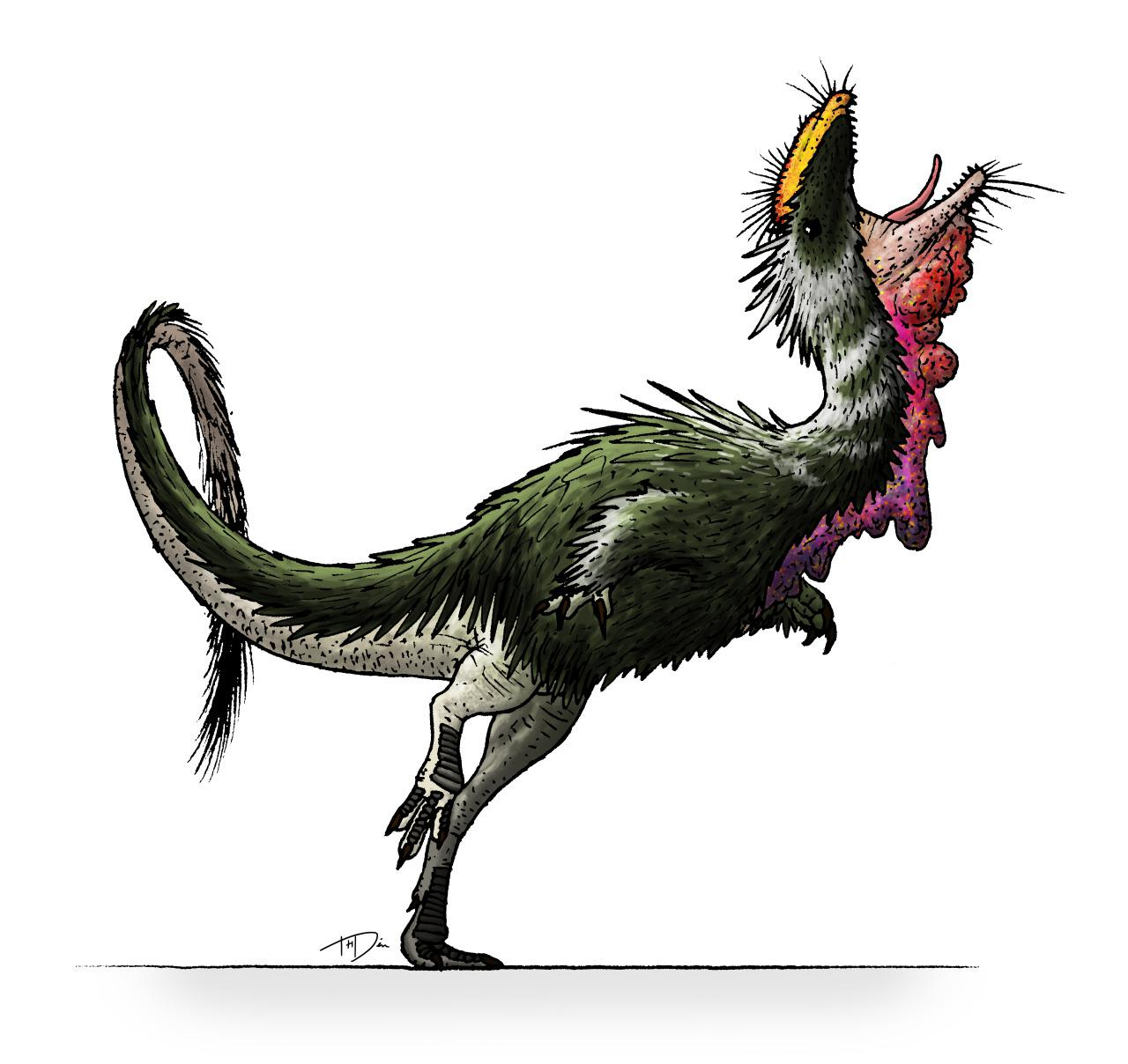 Tanystrosuchus
