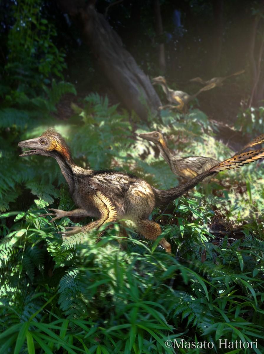 Yixianosaurus