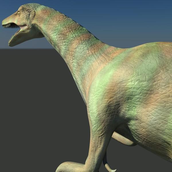 Adasaurus (Адазавр), Cretaceous (Меловой период)