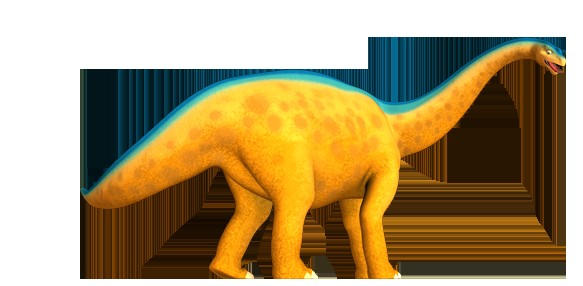 Alamosaurus Pictures & Facts - The Dinosaur Database