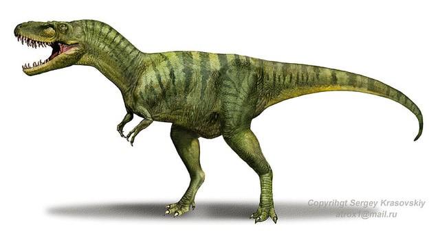 Nombre y foto de los dinosaurios 44