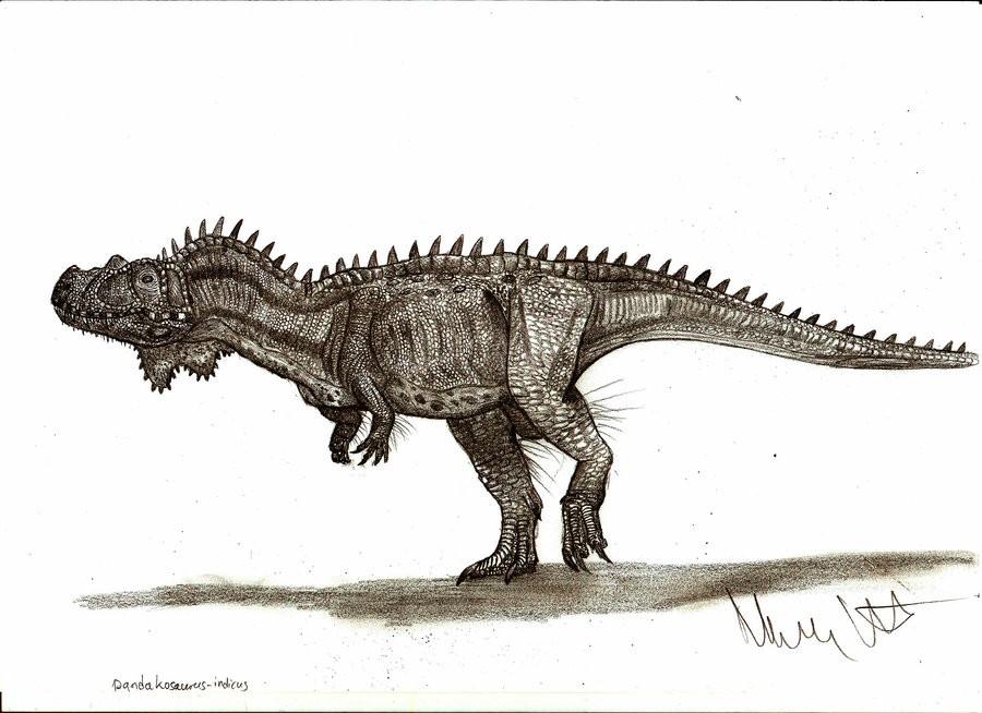 Dandakosaurus