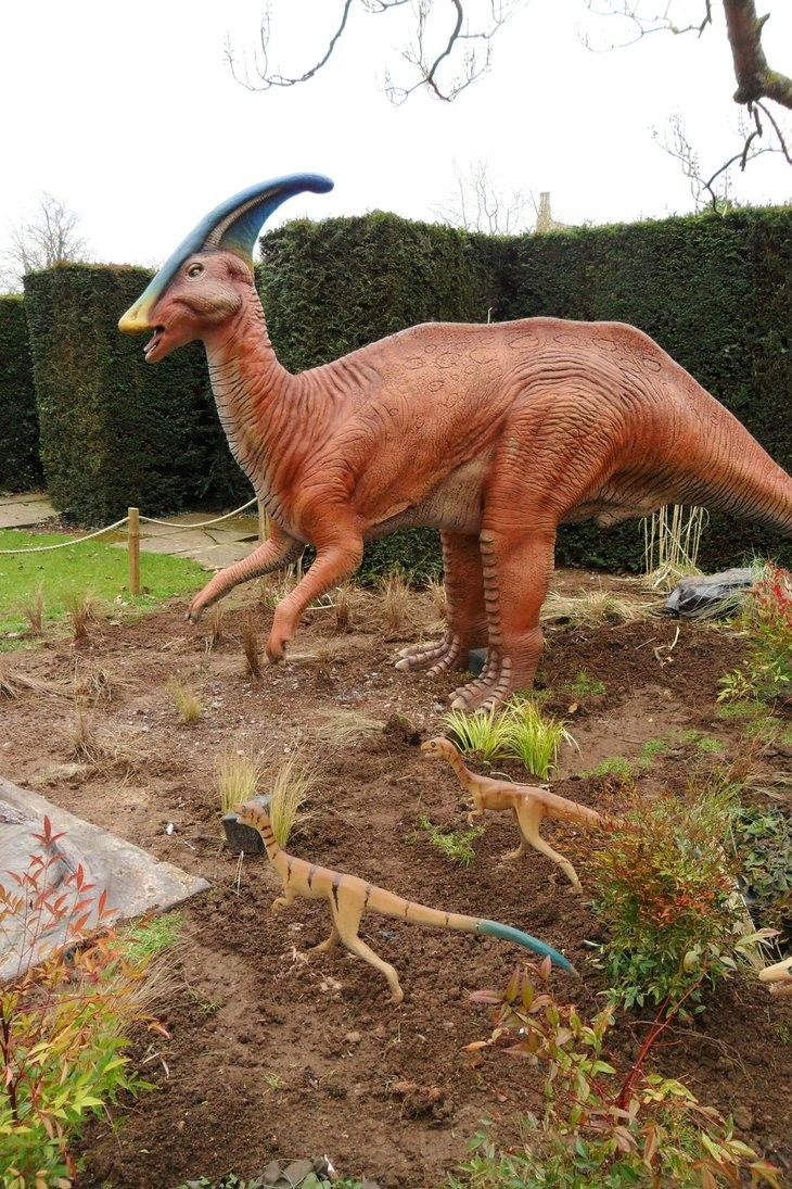 Parasaurolophus Pictures Amp Facts The Dinosaur Database