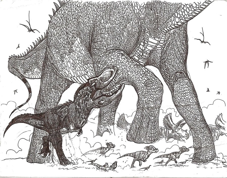 Alamosaurus
