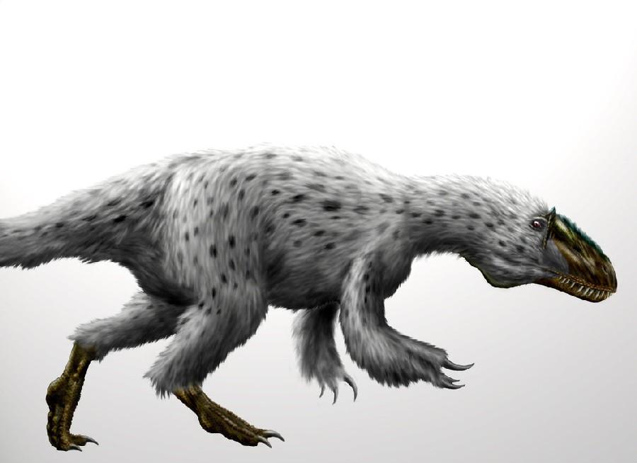 Yutyrannus