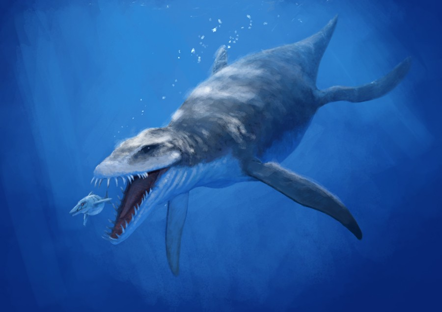 Top 10 Terrifying Prehistoric Sea Monsters Toptenz Net