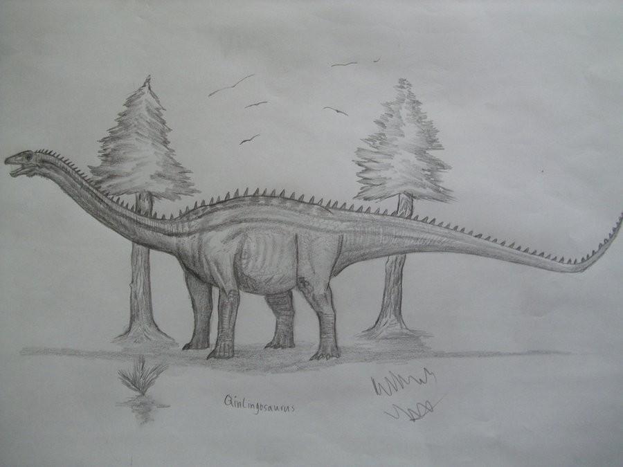 Qinlingosaurus