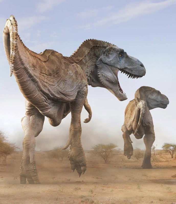 Image result for tarbosaurus