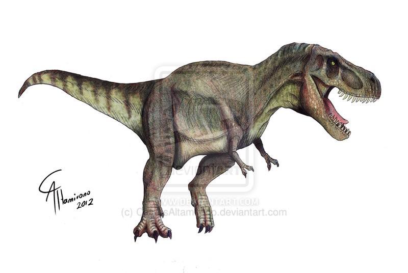 Tyrannosaurus pictures facts the dinosaur database tyrannosaurus altavistaventures Gallery