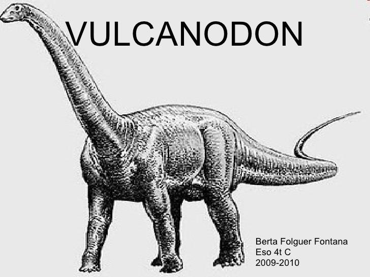 Vulcanodon