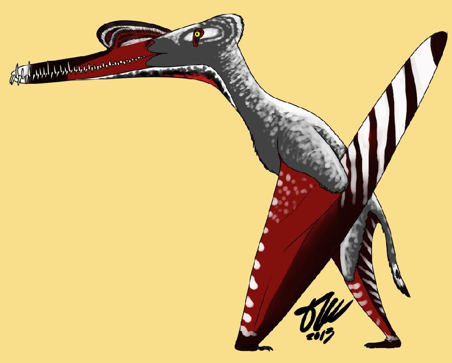 Zhenyuanopterus